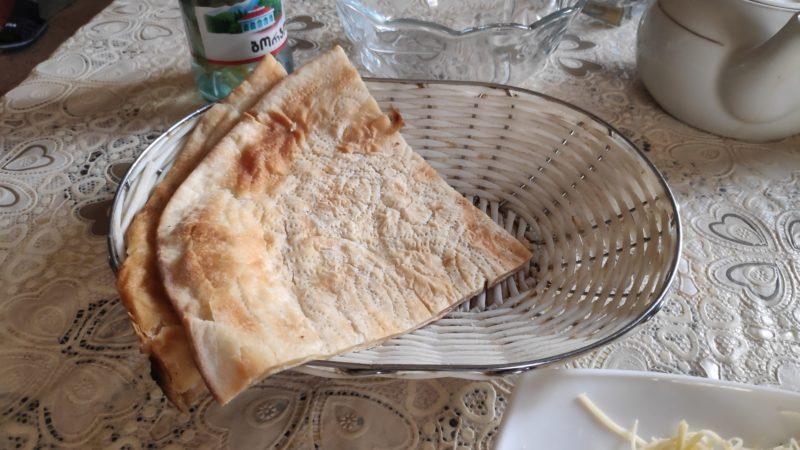 ウズベキスタン式パン