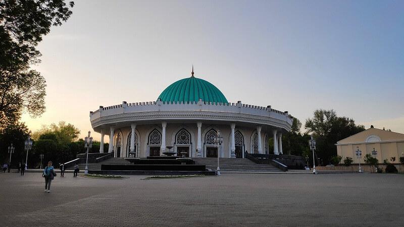 アミール・テムール博物館