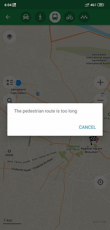 Maps.meの検索結果
