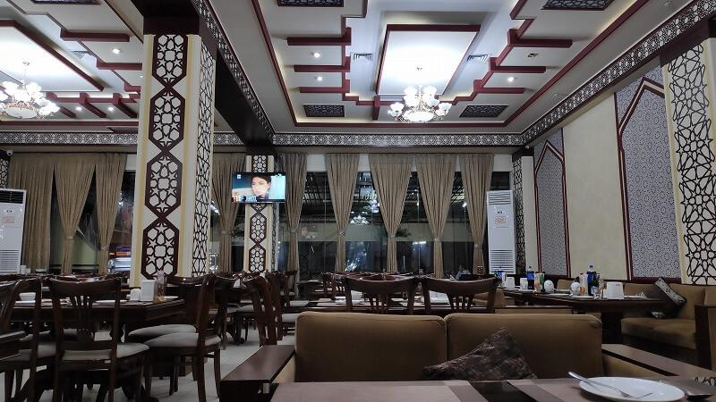 ウズベキスタン料理店