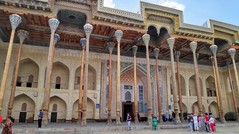 バラハウズモスク