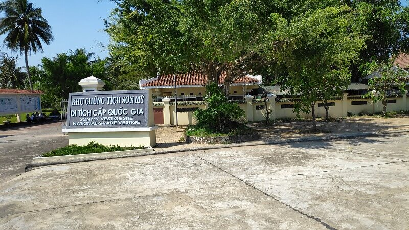 ソンミ村記念公園