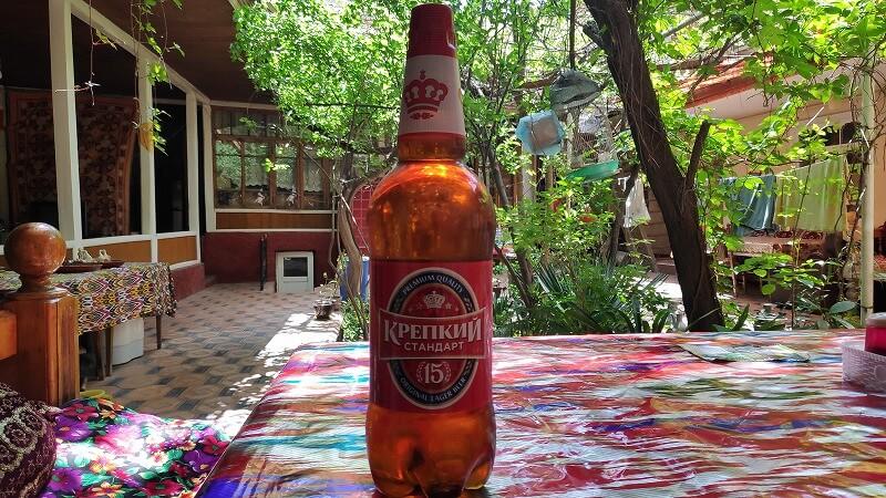 サマルカンドのビール