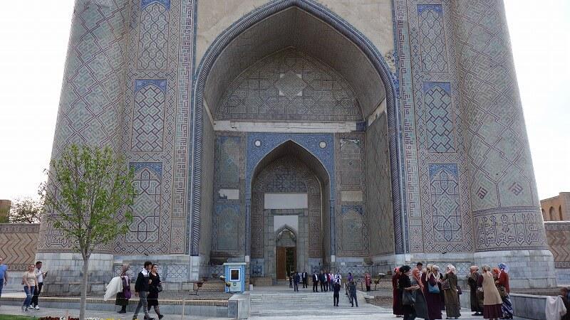 ビビハニムモスク