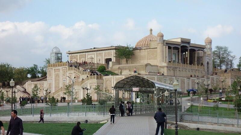 ハズラット・ヒズル・モスク