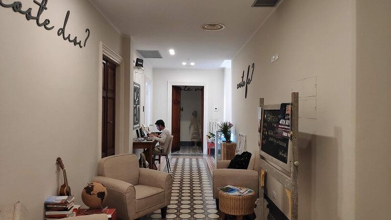 イタリア、ラ・スペッツィアのホステル